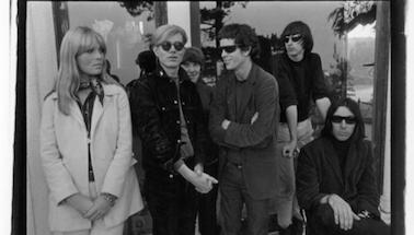 Gerard Malanga 2016 Velvet Underground